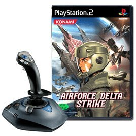 AirForce Delta Strike (with 3D flight stick)