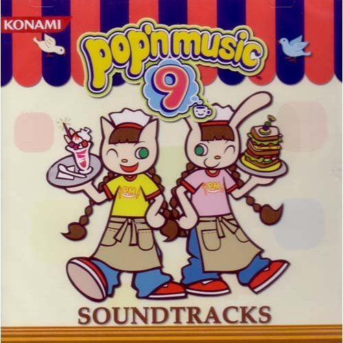 pop'n music 9 Soundtracks