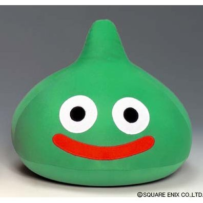 Dragon Quest Plush Doll (green)