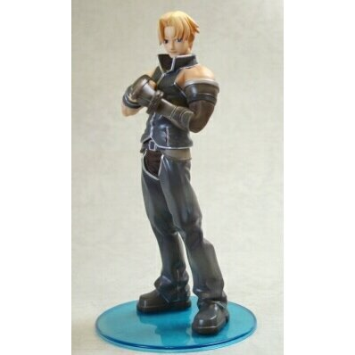 Star Ocean Action Figure - Cliff Fitter
