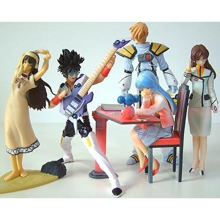 Macross Collection Figure Part 2