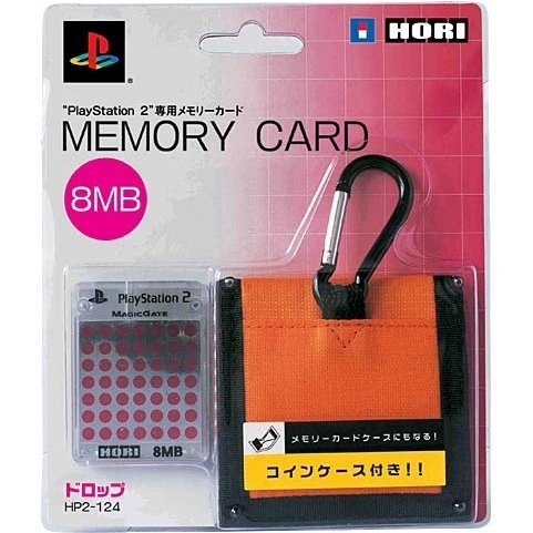 Hori Memory Card 8MB - drop