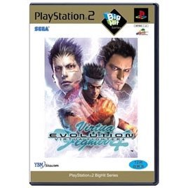 Virtua Fighter 4 Evolution (PlayStation2 Big Hit Series)