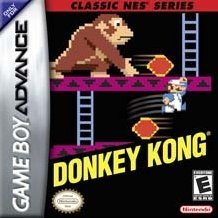 Classic NES Series: Donkey Kong