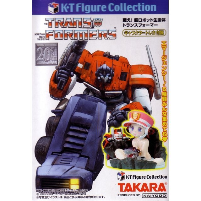 Transformers K.T Figure Collection