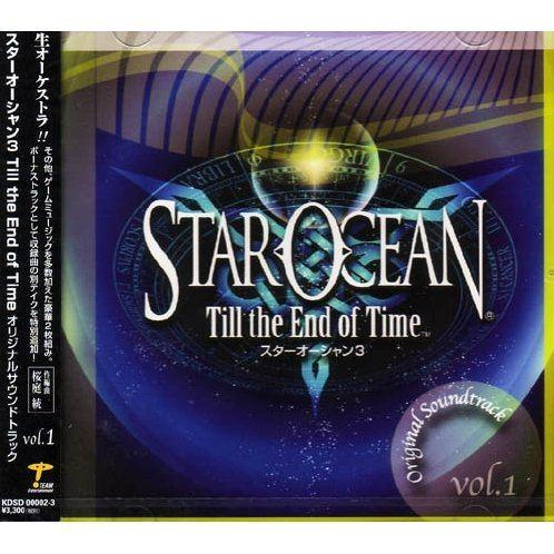 Star Ocean: Till the End of Time Original Soundtrack Vol.1