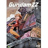 Mobile Suit Gundam ZZ 9