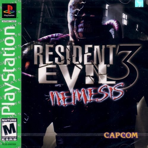 Resident Evil 3: Nemesis (Greatest Hits)