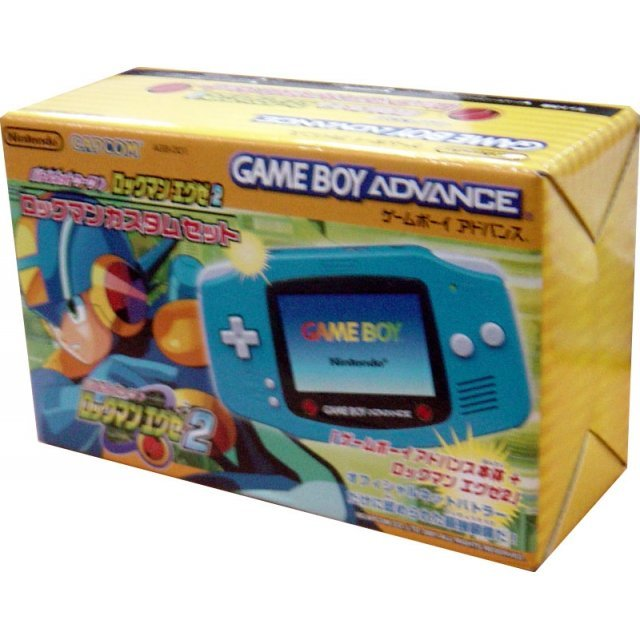 Game Boy Advance Console - RockMan EXE 2 Special Edition