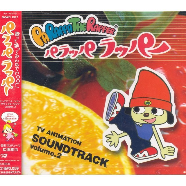 Parappa The Rapper Soundtrack Stage.2
