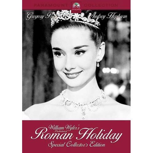 Roman Holiday Digitally Remastered Edition [Limited Edition]