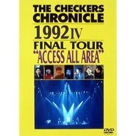 Final Tour IV Access All Area