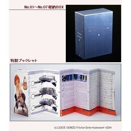 Last Exile Vol.1 [Limited Edition w/ Box]