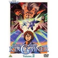 Overman King-Gainer Vol.2