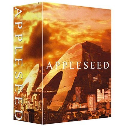 Appleseed Collector's Edition (dts) [Limited Edition]