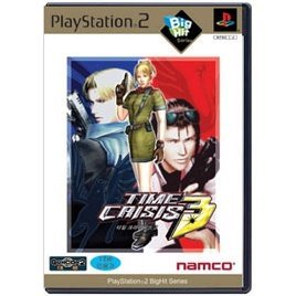 Time Crisis 3 (PlayStation2 Big Hit Series)