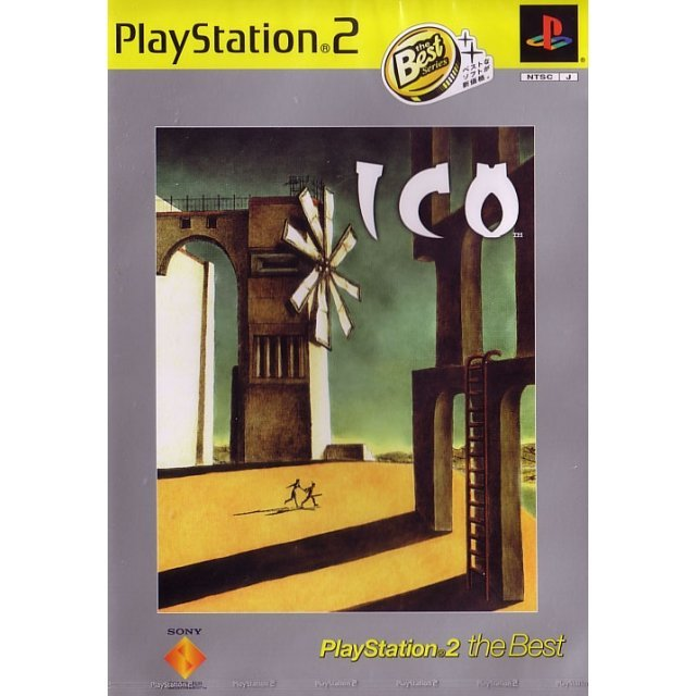 ICO (Chinese Version) (PlayStation2 the Best)