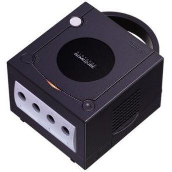 Game Cube Console - Jet Black