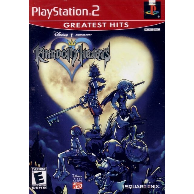 Kingdom Hearts (Greatest Hits)