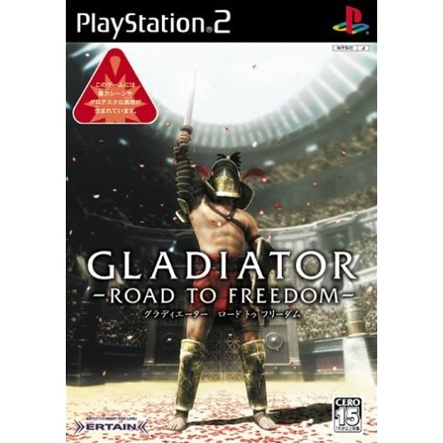 Gladiator: Road to Freedom