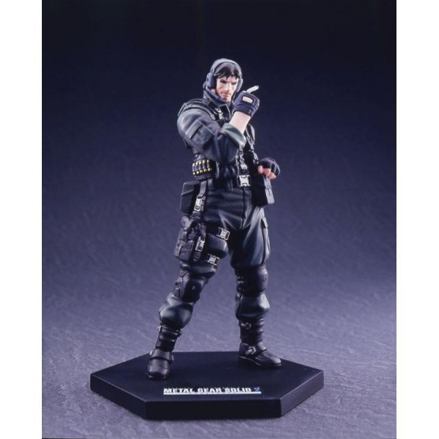 Konami Figure Collection: Metal Gear Solid 2 Substance - Iroquois Pliskin