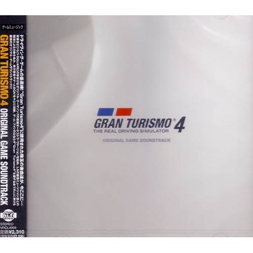Gran Turismo 4 - Original Soundtrack