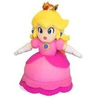 Mario Party Plush Doll: Princess Peach