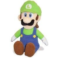 Mario Party Plush Doll: Luigi