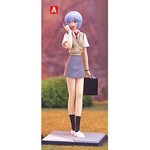 Neon Genesis Evangelion Collection Figure - Take care of yourself: Rei Ayanami