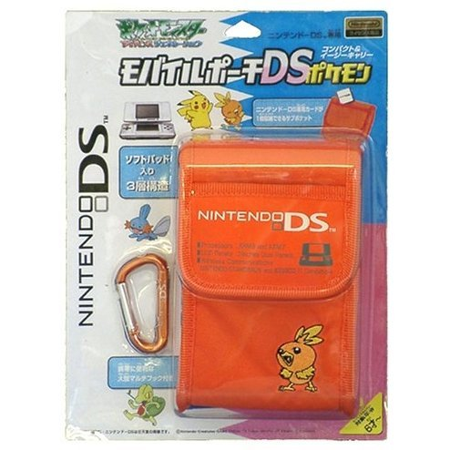 Mobile Pouch DS - Pokemon Achamo