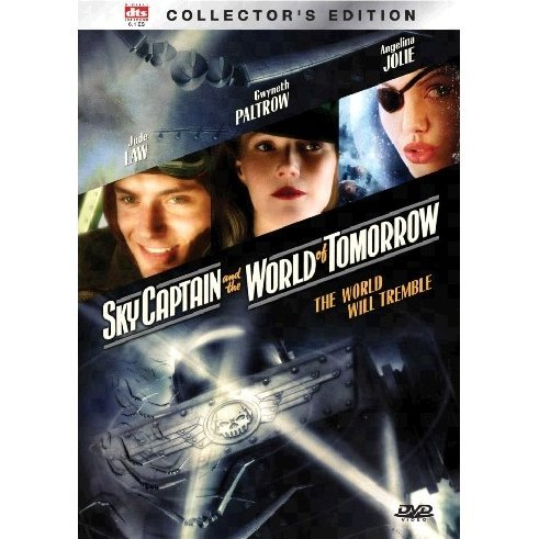 Sky Captain And The World Of Tomorrow Collector's Edition