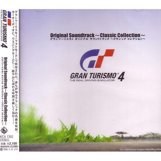 Gran Turismo 4 Original Soundtrack - Classic Collection