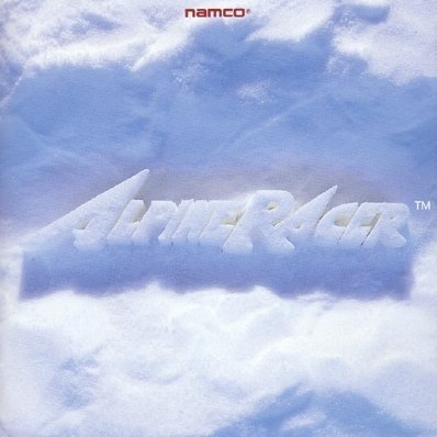 Namco Game Sound Express Vol.25 Alpine Racer