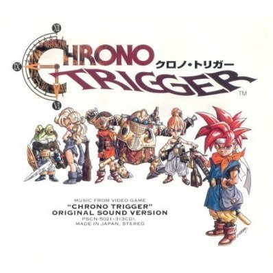 Chrono Trigger Original Sound Version