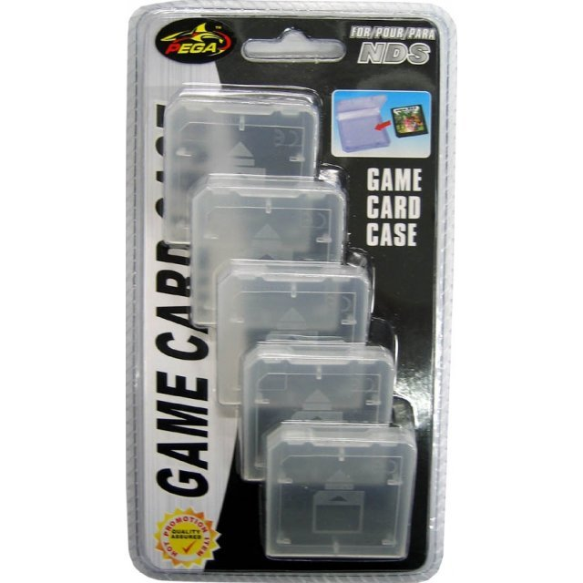 Game Card Case (5in1 set)