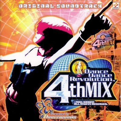 Dance Dance Revolution 4th Mix Original Soundtrack