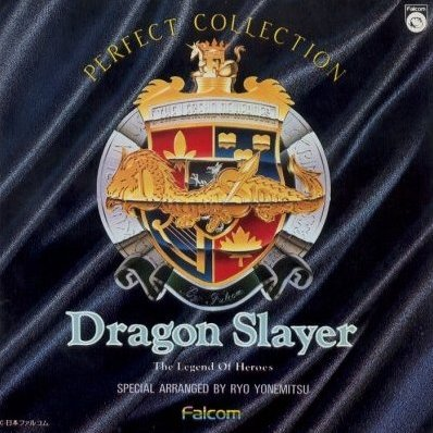 Perfect Collection Dragon Slayer ~ The Legend of Heroes