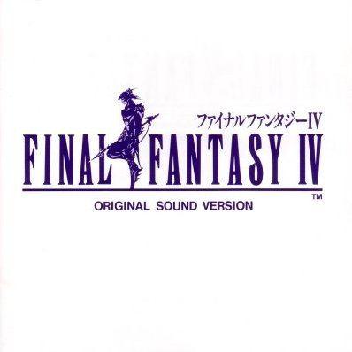 Video Game Soundtrack Final Fantasy Iv Original Sound