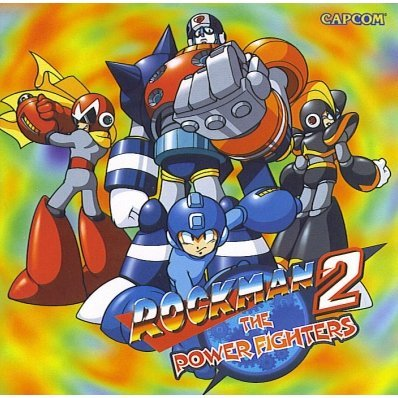 Rockman 2 The Power Fighters