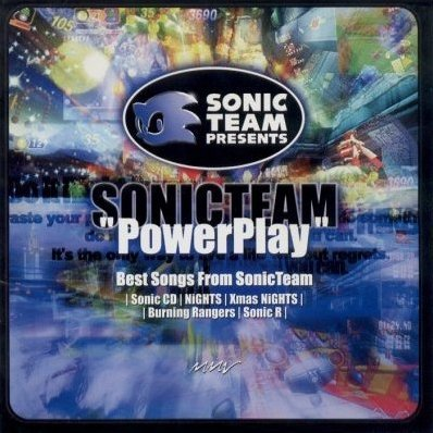 Sonic Team PowerPlay - Best Songs from Sonic Team