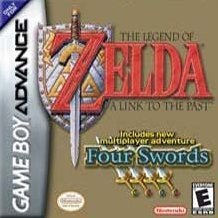 The Legend of Zelda: A Link to the Past + The Four Swords (Player's Choice)
