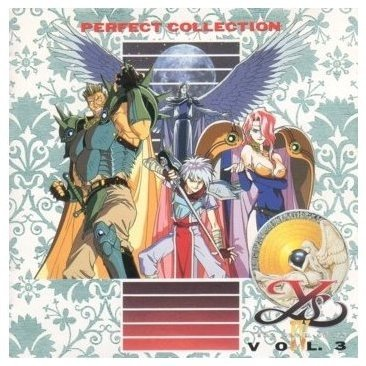 Ys IV Perfect Collection Vol. 3