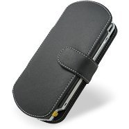 PDAIR Leather Case (Black)