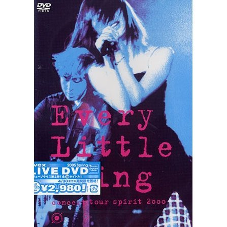 Every Little Thing Concert Tour Spirit 2000 [Limited Edition]