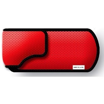 Portable Pouch (hot red)