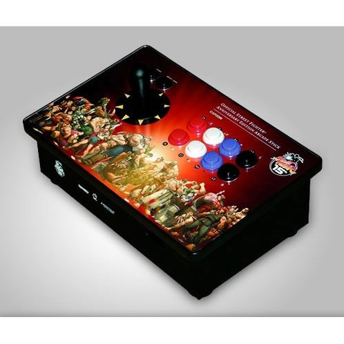Street Fighter Anniversary Edition Arcade Stick