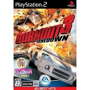 Burnout 3: Takedown (EA Best Hits)