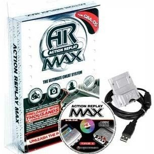 action replay gba