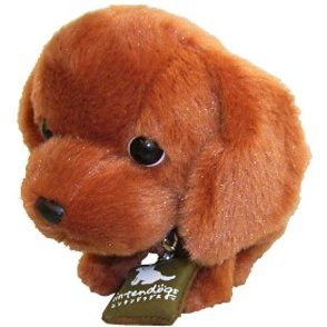 Nintendogs Plush Doll: Dachshund