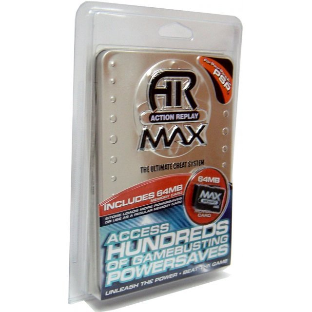 Action Replay MAX